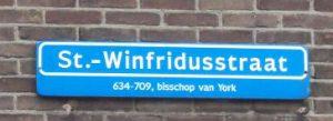 Winfridus Wilfried