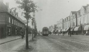 De tram te Zuilen