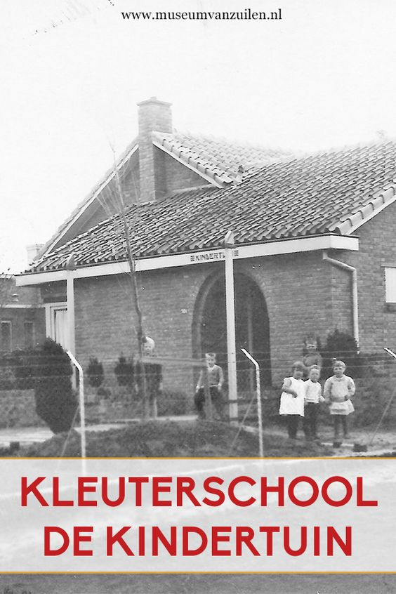 kleuterschool kindertuin zuilen pinterest