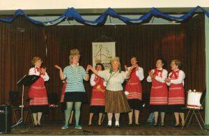 Huisvrouwen Showorkest