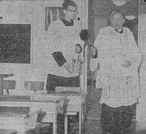Inwijding St.-Jacobusschool